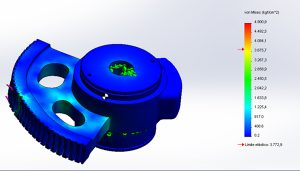 This new range was designed above all to enhance its quality, reliability and performance applying finite elements calculations through the design phase.