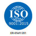 ISO Certificate: 9001:2015